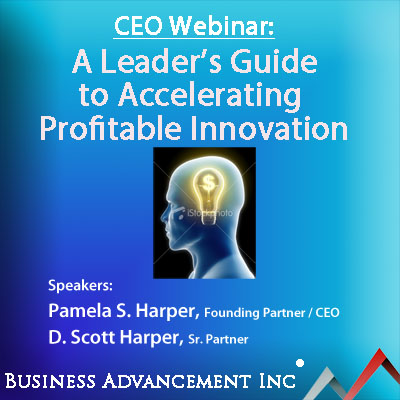 accellerating profitable innovation webinar