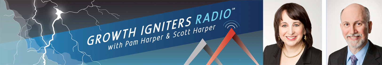 growth igniters radioWith Pam Harper and Scott Harper