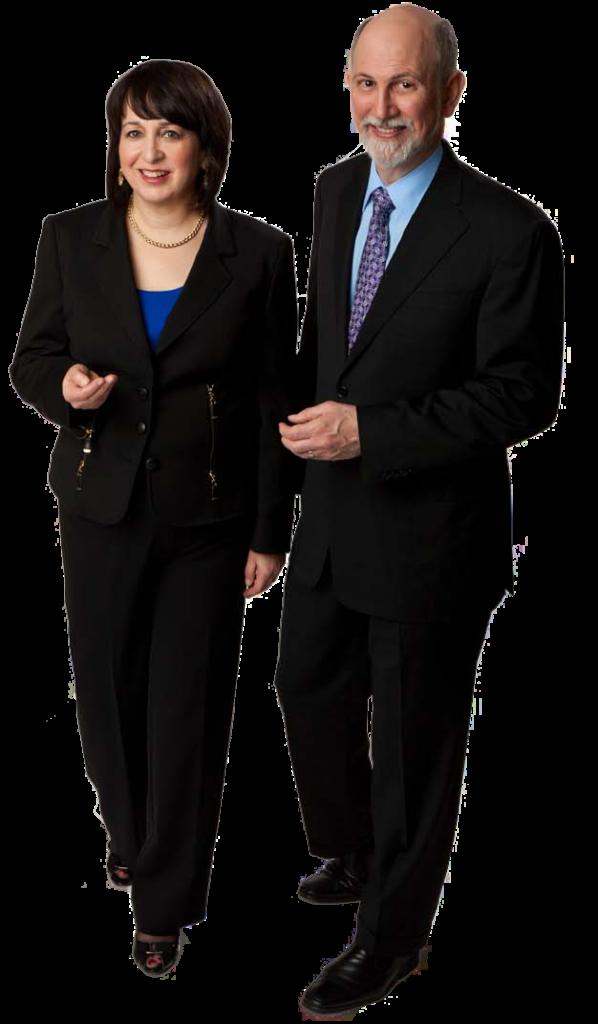 leadership and innovation keynote presentations with Pamela and Scott Harper