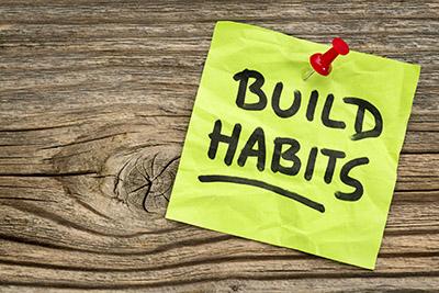 build habits